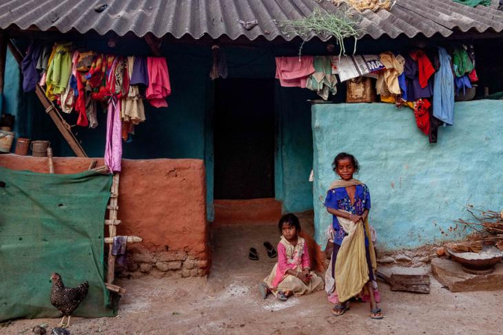 India - Odisha 095 -Bora Paraja village on the way to Rayagada