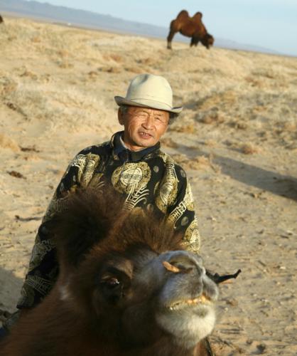 Mongolia 0964 - Gobi desert - Khongorin Els