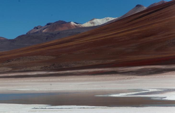 Bolivia - Itinerary Sur Lipez-Tupiza 096 / On the road to Laguna Verde