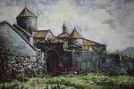 Armenia - Yerevan 096 - Painting exhibition
