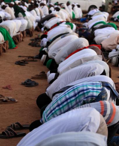 Sudan - Dervish ceremony 096