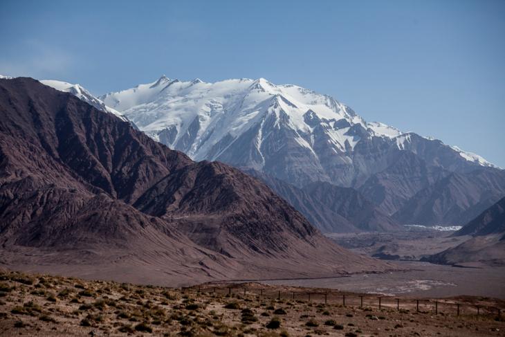 Tajikistan 096 - On the road from Karakul to the border with Kyrgyzstan