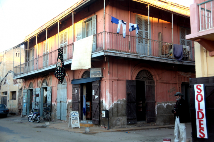 Senegal - Saint Louis 097