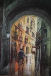 Armenia - Yerevan 097 - Painting exhibition