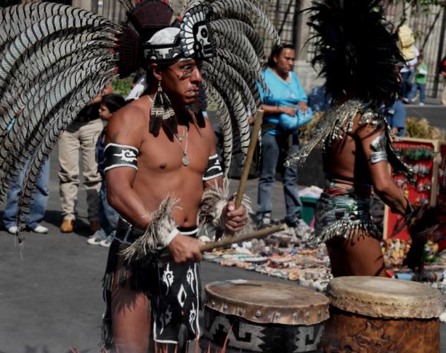 Mexico - Ciudad de Mexico 097