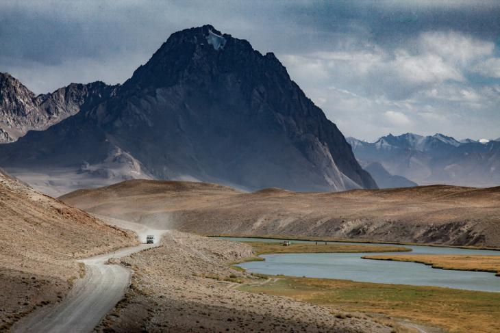Tajikistan 097 - On the road to Shaymak