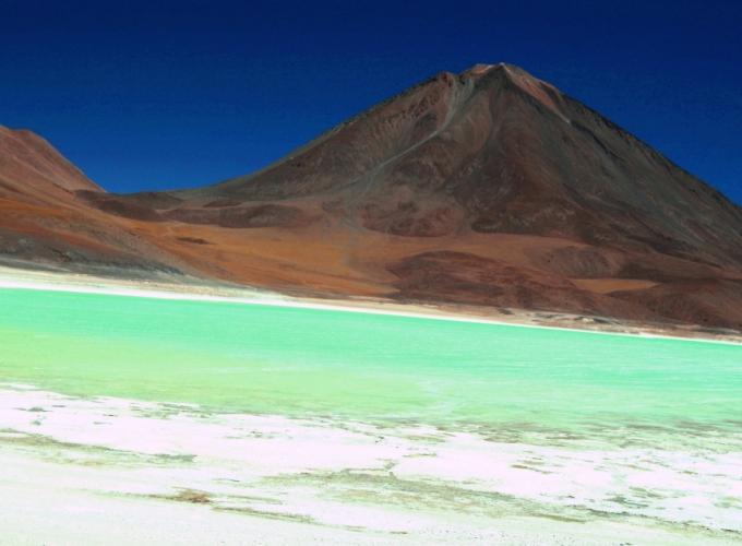 Bolivia - Itinerary Sur Lipez-Tupiza 099 / Laguna Verde