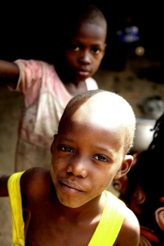 Burkina Faso -Tiebele 098 - Village in the surroundings