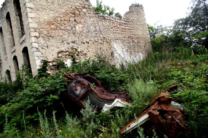 Nagorno Karabakh 099 - Shushi