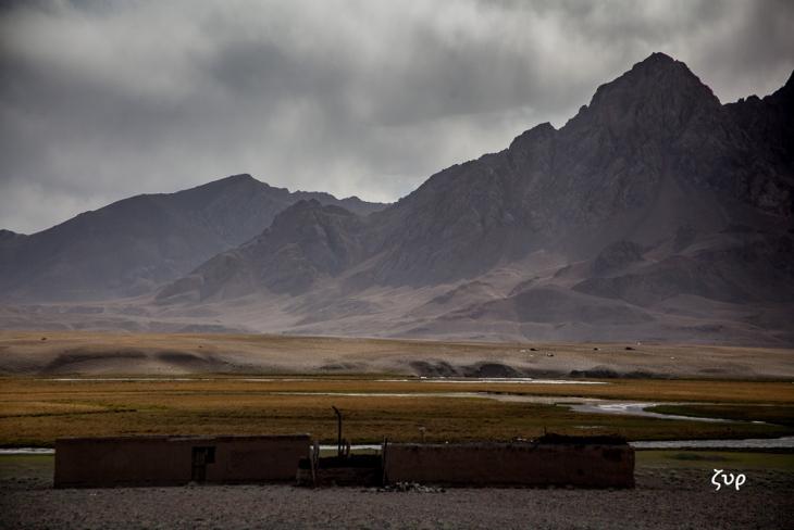 Tajikistan 099 - On the road to Shaymak