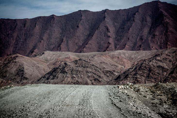 Tajikistan 099 - On the road from Karakul to the border with Kyrgyzstan