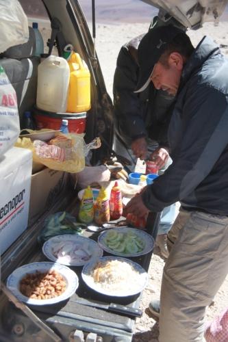 Bolivia - Itinerary Sur Lipez-Tupiza 100 / Laguna Verde