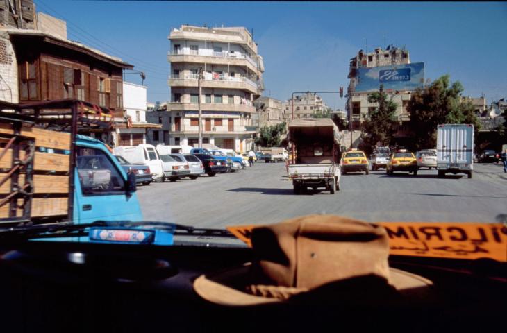 Syria - Saint Simeon 001