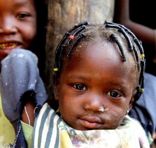 Burkina Faso -Tiebele 100 - Village in the surroundings