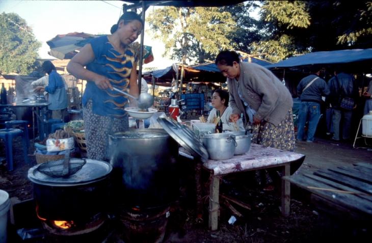 Myanmar - Golden Triangle 130 - Kentung