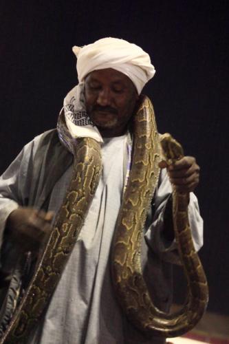 Sudan 100 - Jebel Barkal