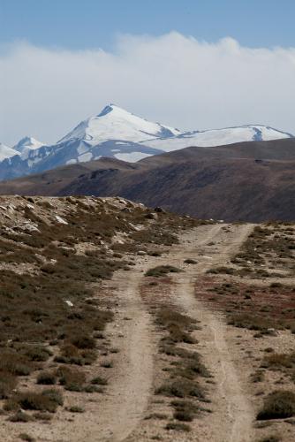 Tajikistan 100 - On the road to Bulunkul