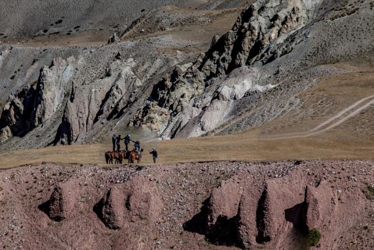 Kyrgyzstan 100 - Tulpar Kul