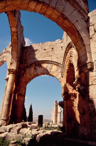 Syria - Saint Simeon 015