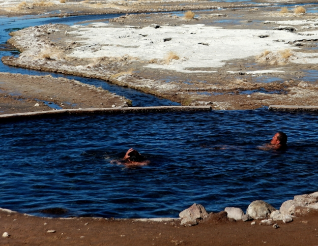 Bolivia - Itinerary Sur Lipez-Tupiza 101 / Aguas Thermales