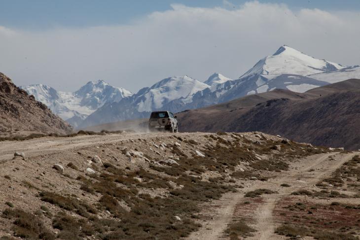 Tajikistan 101 - On the road to Bulunkul