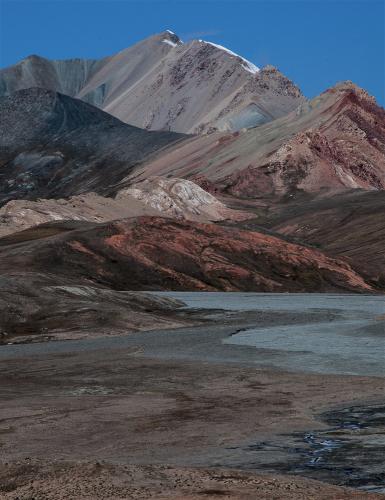 Tajikistan 101 - On the road from Karakul to the border with Kyrgyzstan