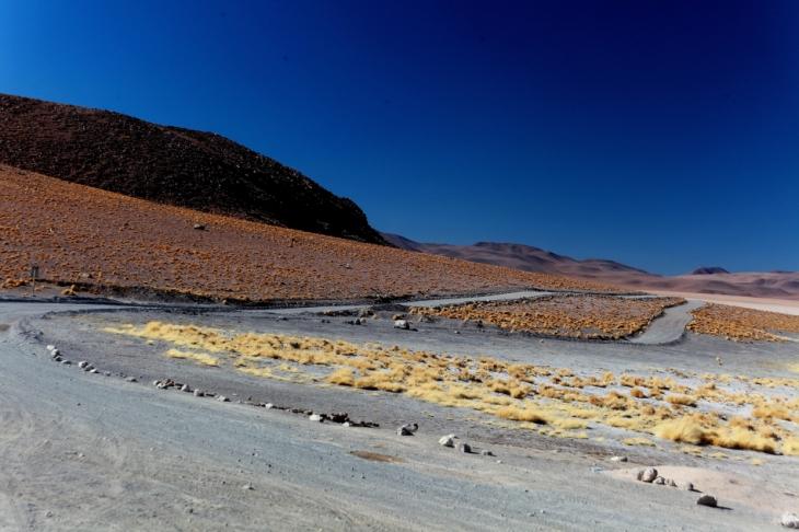 Bolivia - Itinerary Sur Lipez-Tupiza 102 / On the road to Laguna Celeste