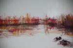 Armenia - Yerevan 102 - Painting exhibition