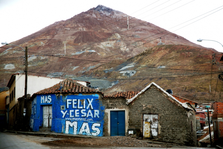 Bolivia - Potosi 101