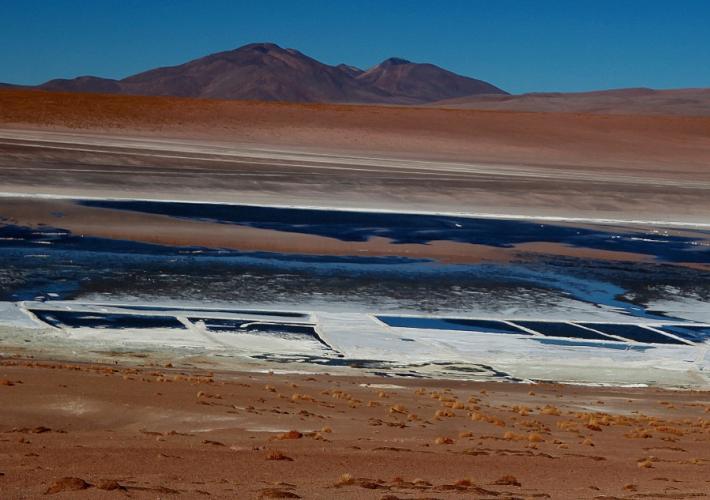Bolivia - Itinerary Sur Lipez-Tupiza 103 / Laguna Celeste