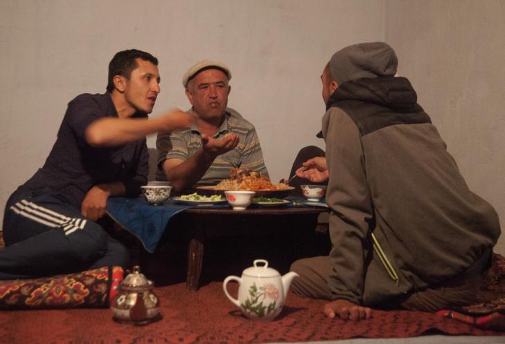 Tajikistan 103 - Wakhan valley - Yamg (Vrang)