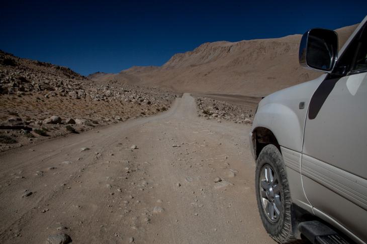 Tajikistan 103 - On the road to Bulunkul