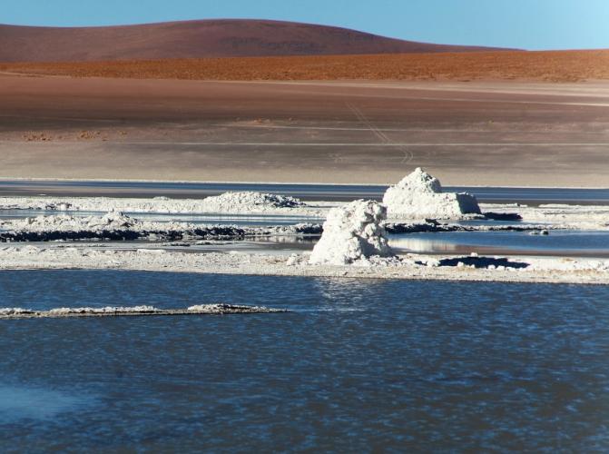 Bolivia - Itinerary Sur Lipez-Tupiza 104 / Laguna Celeste