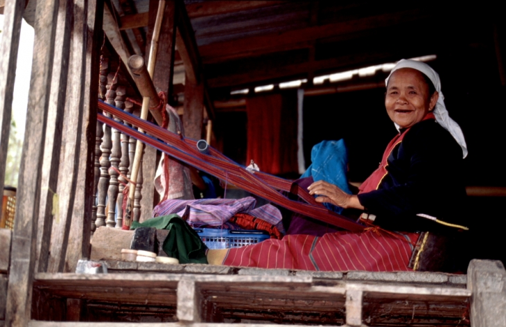 Myanmar - Golden Triangle 104 - Palaung village