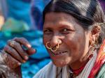 India - Odisha 104 - Chatikona market, Dongria tribe