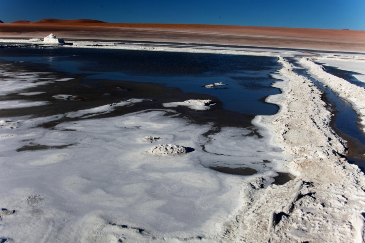 Bolivia - Itinerary Sur Lipez-Tupiza 105 / Laguna Celeste