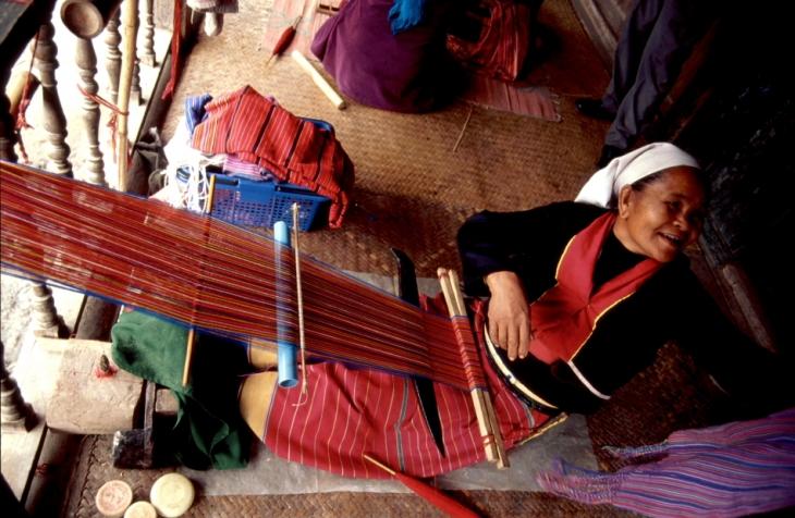 Myanmar - Golden Triangle 105 - Palaung village