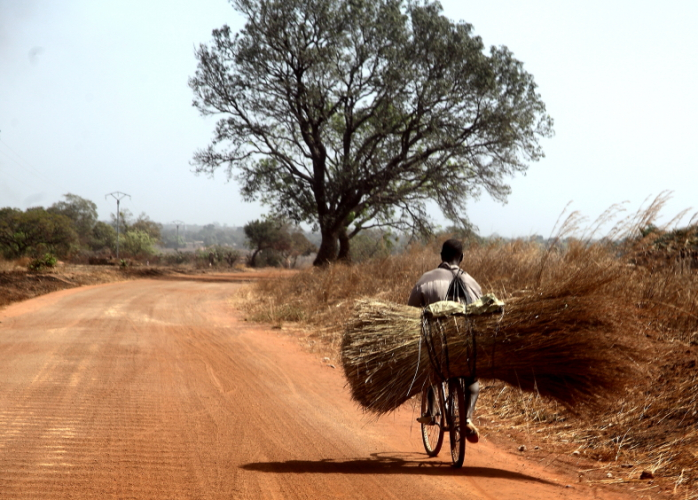 Burkina Faso 105 - On the road