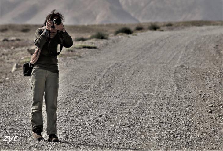 Tajikistan 104 - On the road to Shaymak