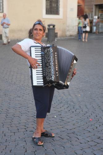 Italy - Rome 106 - Trastevere