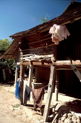 Burma - Golden Triangle 106 - Palaung village