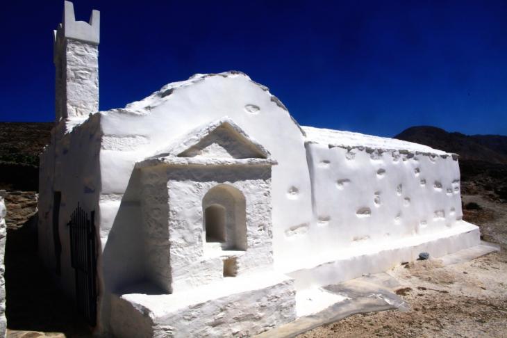 Greece - Amorgos 106 - Asfondilitis