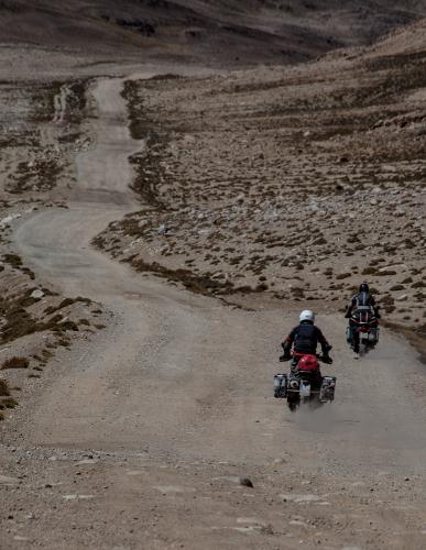 Tajikistan 106 - On the road to Bulunkul