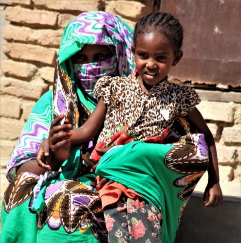 Sudan - Kassala 107 - Toteil