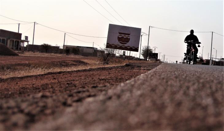 Burkina Faso -Tiebele 108 - On the road