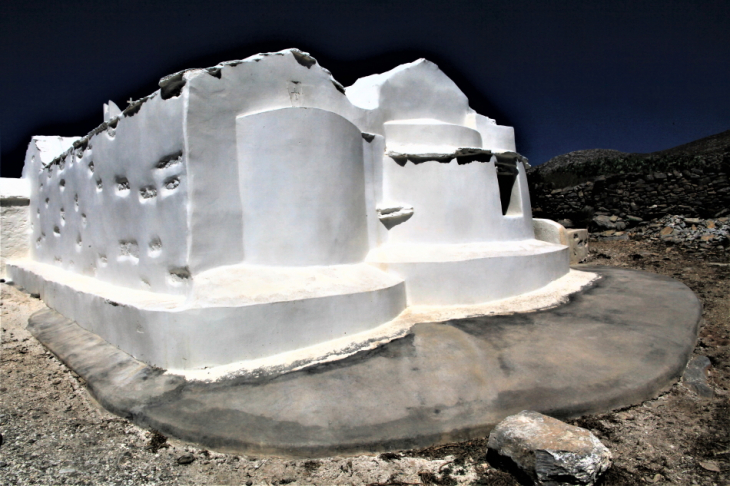 Greece - Amorgos 108 - Asfondilitis