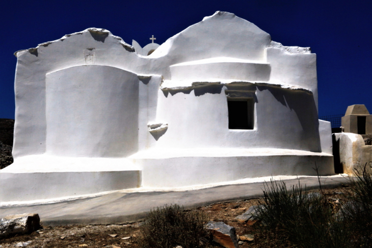 Greece - Amorgos 109 - Asfondilitis