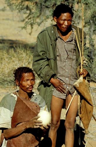 Namibia - Bushmen 010