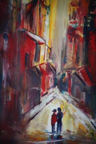 Armenia - Yerevan 111 - Painting exhibition
