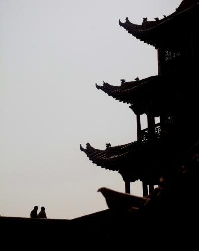China - Gansu 114 - Jiayuguan
